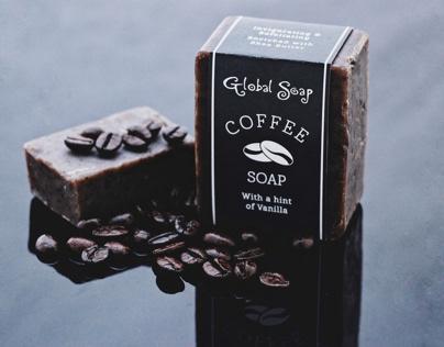 Global Soap Coffee Scrub