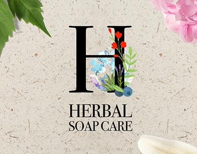 Visual Identity   Herbal Soap Care