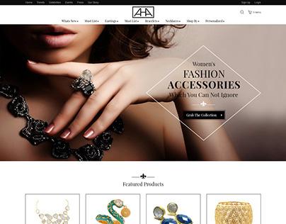 Jewelry eCommerce