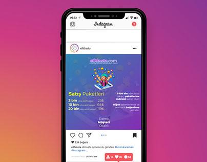 Social Media Designs / Sosyal Medya Tasarımları