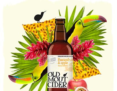 Old Mout Cider Social Media