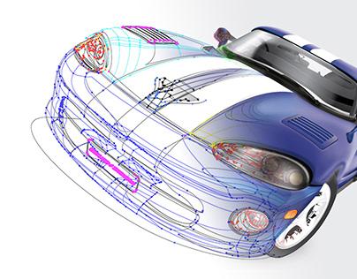 Technical Vector Illustrations