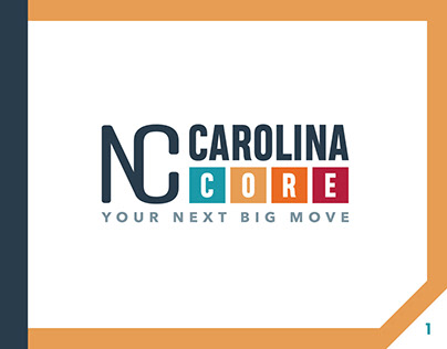 NC Carolina Core Brand