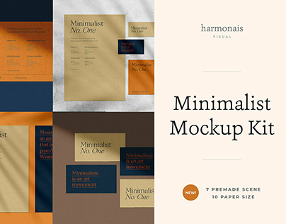 Minimalist No.1 - All ScenesbyHarmonais Visual
