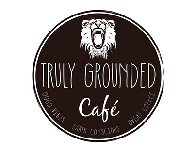 Corporate ID: Truly Grounded Cafe