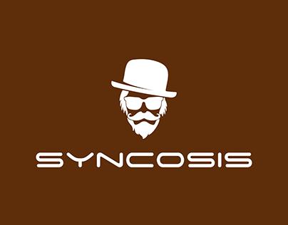 SYNCOSIS MODERN LOGO DESIGN