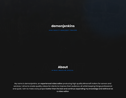 Demonjenkins | Thread Design