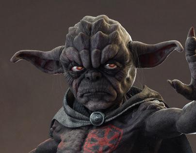 DarkSide Yoda