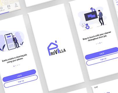 ProVilla Property Owner App