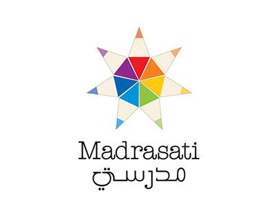 Madrasati Initiative - logo update