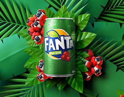 Fanta Guarana Release