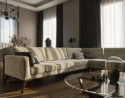 NO.9|LIVING ROOM DESIGN|