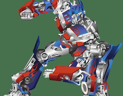 Transformer : Optimus Prime