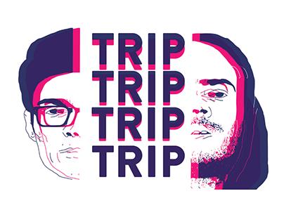 TRIP /merchandise/ Majself & Grizzly
