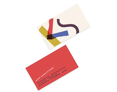 Kurt Schwitters Monogram