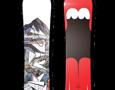 Rock & Ride SNOWBOARD