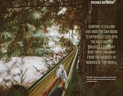 Magazine Ad - Mocks Hammocks