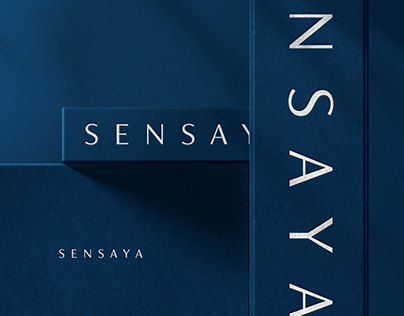 Sensaya — Rebranding