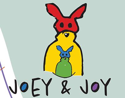 Joey & Joy Baby Rattle - Design Principles Project
