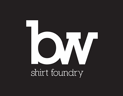 Black&White - shirt foundry - Classic Shirt Branding