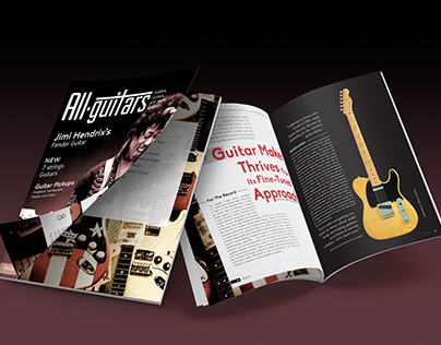 All Guitars Magazine