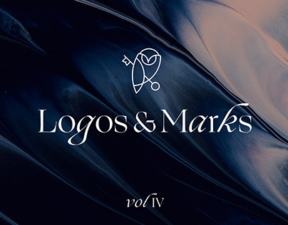 Logos and Marks - Vol. IV