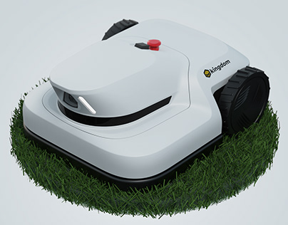 Robotic lawn mover