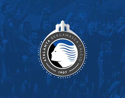 Atalanta BC Crest