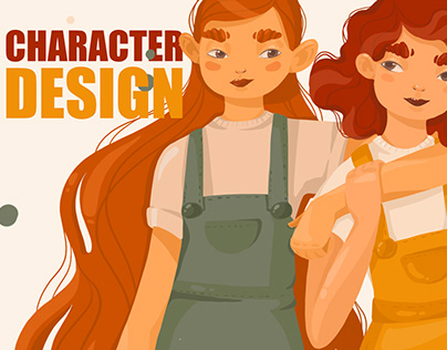 various illustrations. character design.
