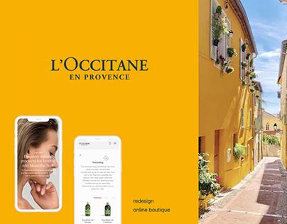 L'Occitane en Provence - Online boutique