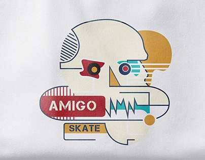 Amigo Skate Icon Project