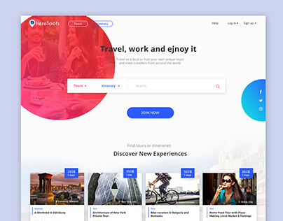 Various Web & UI projects