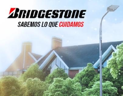 Bridgestone #sabemosloquecuidamos
