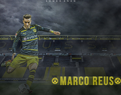 Marco Reus Wallpaper 2017