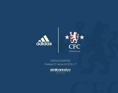 CFC - Chelsea Home kit 2016-17 - FANTASY