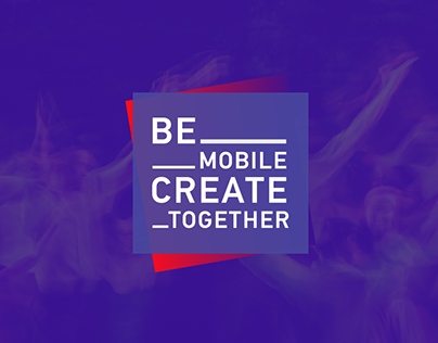 Be Mobile Create Together - Branding & Web Design