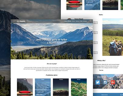 Travel Agency - Website