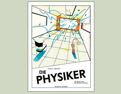 Die Physiker - Graphic Novel