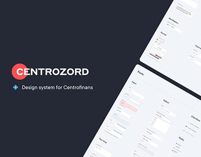 Design System Centrozord