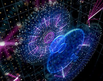 Big Data Abstract BackgroundsbyHandmadefont