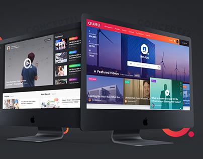 QUMU Video Portal