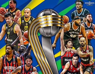 • Official FIBA social media graphics III •