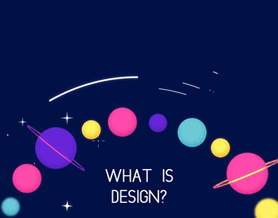 What is design? - animation
