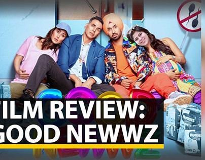 Film Review: 'Good Newzz'
