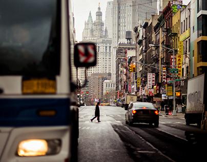 Spiritography Of New York City