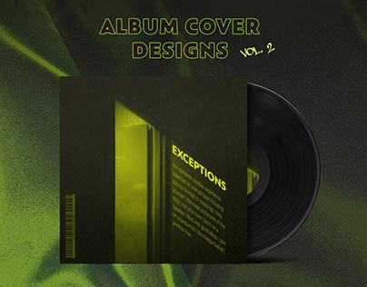 Album Cover Designs #2