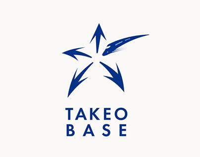 TAKEO BASE LOGO