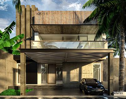 Pondok Aren House