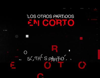 LOS OTROS PARTIDOS EN CORTO Sport TV Show