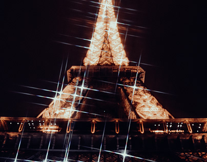 Paris at Night - Photography